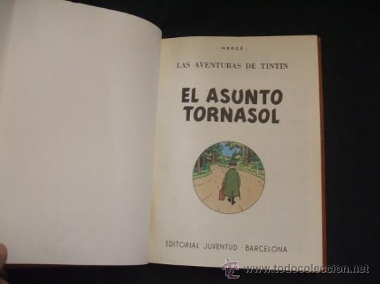 Cómics: LOTE 23 TINTIN + EN EL PAIS DE LOS SOVIETS (1ª) PRIMERA EDICION - LEER INTERIOR - - Foto 70 - 35130158