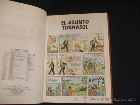 Cómics: LOTE 23 TINTIN + EN EL PAIS DE LOS SOVIETS (1ª) PRIMERA EDICION - LEER INTERIOR - - Foto 72 - 35130158