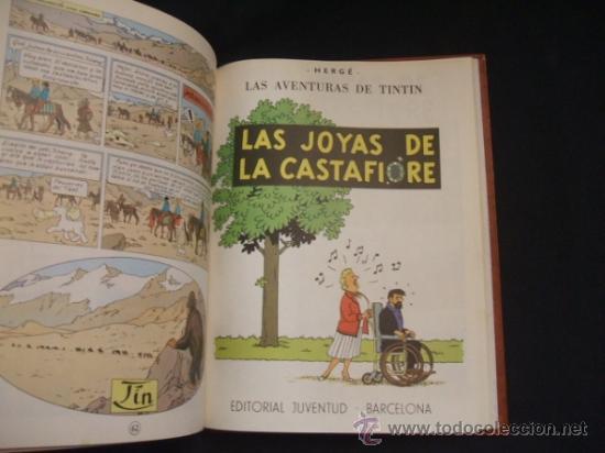 Cómics: LOTE 23 TINTIN + EN EL PAIS DE LOS SOVIETS (1ª) PRIMERA EDICION - LEER INTERIOR - - Foto 79 - 35130158