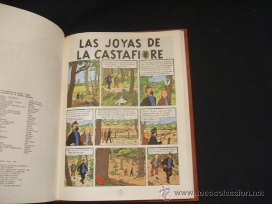 Cómics: LOTE 23 TINTIN + EN EL PAIS DE LOS SOVIETS (1ª) PRIMERA EDICION - LEER INTERIOR - - Foto 81 - 35130158