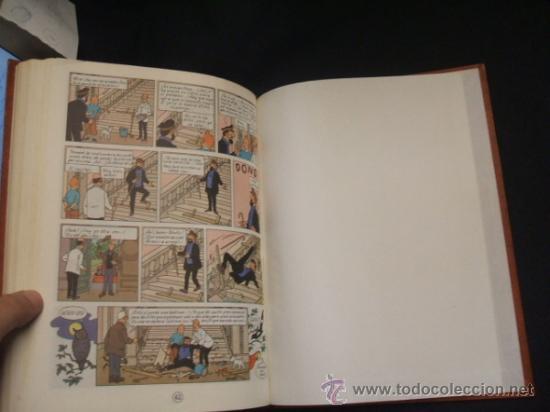 Cómics: LOTE 23 TINTIN + EN EL PAIS DE LOS SOVIETS (1ª) PRIMERA EDICION - LEER INTERIOR - - Foto 82 - 35130158
