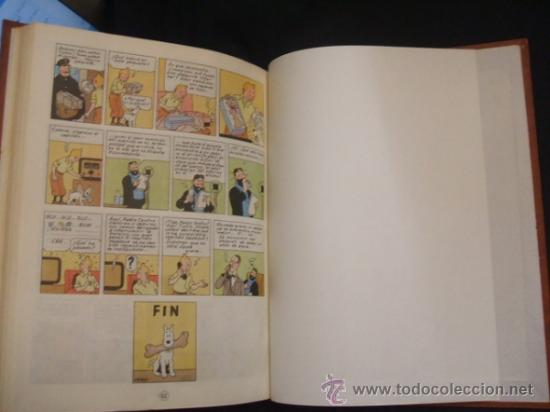 Cómics: LOTE 23 TINTIN + EN EL PAIS DE LOS SOVIETS (1ª) PRIMERA EDICION - LEER INTERIOR - - Foto 96 - 35130158