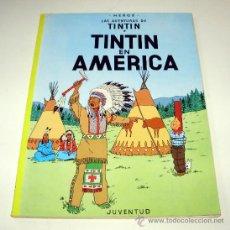 Cómics - LAS AVENTURAS DE TINTÍN - TINTIN EN AMÉRICA - HERGÉ - 35399944