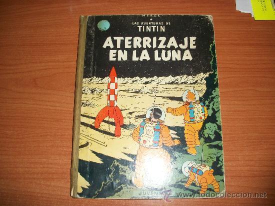 LAS AVENTURAS DE TINTIN ATERRIZAJE EN LA LUNA TAPA DURA (Tebeos y Comics - Juventud - Tintín)