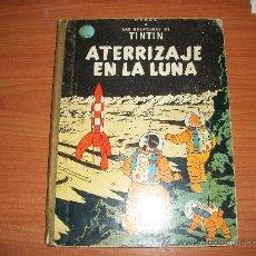 Cómics: LAS AVENTURAS DE TINTIN ATERRIZAJE EN LA LUNA TAPA DURA. Lote 35529138