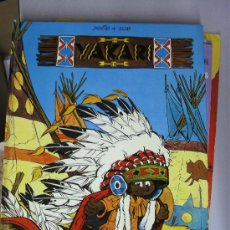 Cómics: YAKARI Nº 1 - DERIB - JOB / JUVENTUD 1ª EDICION 1979. Lote 35880749