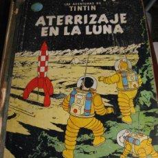 Cómics: ATERRIZAJE EN LA LUNA.- TINTIN. Lote 36000343