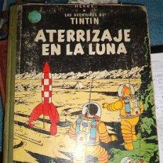 Cómics: ATERRIZAJE EN LA LUNA ED. JUVENTUD EDICION DE 1.965 PASTA DURA CON LOMO EN TELA.. Lote 36376714