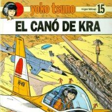 Cómics: EL CANÓ DE KRA - Nº 15 (TAPA DURA, EN CATALÁN, 1990). Lote 37001753