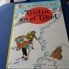 Cómics: LAS AVENTURAS DE TINTÍN - TINTÍN EN EL TIBET - EDICIÓN 1993 . Lote 37003751