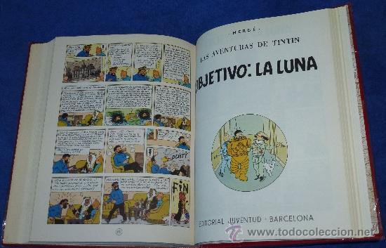 Cómics: Tintin - Editorial Juventud (1983) ¡Obra Completa! - Foto 27 - 37176265