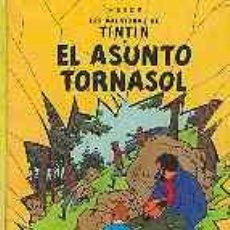 Cómics: TINTIN. EL ASUNTO TORNASOL 9ª ED. 1984 . Lote 37231633