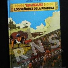 Cómics: YAKARI LOS SEÑORES DE LA PRADERA - CÓMIC NUEVO - EDITORIAL JUVENTUD Nº 13 - NIÑO INDIO TAPA DURA. Lote 37267711