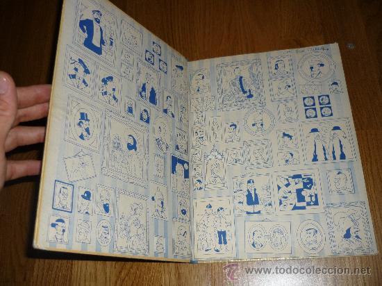 Cómics: LAS AVENTURAS DE Tintin HERGE El secreto del Unicornio - 2ª edición LOMO TELA AZUL - Foto 2 - 37756611