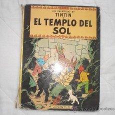Cómics: TINTIN EL TEMPLO DEL SOL CUARTA EDICION 1978. Lote 38097149