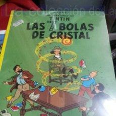 Cómics: TINTIN LAS 7 BOLAS DE CRISTAL. Lote 38310970