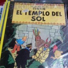 Cómics: TINTIN EL TEMPLO DEL SOL. Lote 38310988