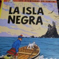 Cómics: TINTIN LA ISLA NEGRA. Lote 38310992