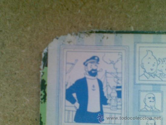 Cómics: Aterrizaje en la Luna (edición 1965) / Hergé. Juventud. Las aventuras de Tintín. - Foto 5 - 38392016