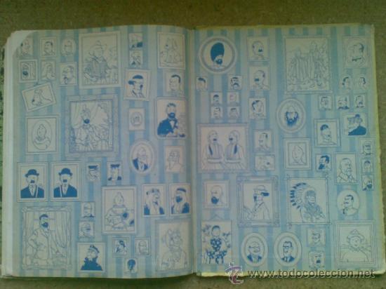 Cómics: Aterrizaje en la Luna (edición 1965) / Hergé. Juventud. Las aventuras de Tintín. - Foto 14 - 38392016