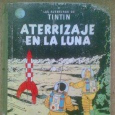 Cómics: ATERRIZAJE EN LA LUNA (EDICIÓN 1965) / HERGÉ. JUVENTUD. LAS AVENTURAS DE TINTÍN.. Lote 38392016