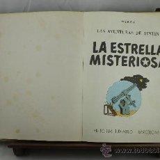 Cómics: 3592- LA ESTRELLA MISTERIOSA. HERGE. EDIT. JUVENTUD. 1979. . Lote 38413292