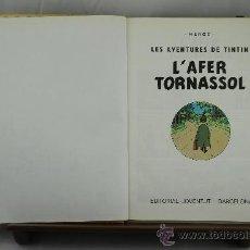 Cómics: 3593- L'AFER TORNASSOL. HERGE. EDIT JUVENTUD. 1988. . Lote 38413315