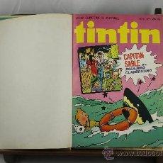 Cómics: 3597- SELECCIONES DE TINTIN. Nº 3. HERGE. EDIT. BRUGUERA. 1982. . Lote 38413456