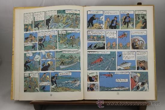 Cómics: 3604- L'AFER TORNASSOL. HERGE. EDIT. JUVENTUD. 1981. - Foto 3 - 38441055
