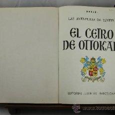 Cómics: 3612- EL CETRO DE OTTOKAR. HERGE. EDIT. JUVENTID. 1979. . Lote 38441906