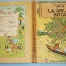 Cómics: TINTIN. LA OREJA ROTA. EDITORIAL JUVENTUD. 3ª EDICIÓN. AÑO 1969.. Lote 38520072