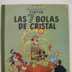 Cómics: LAS AVENTURAS DE TINTÍN -