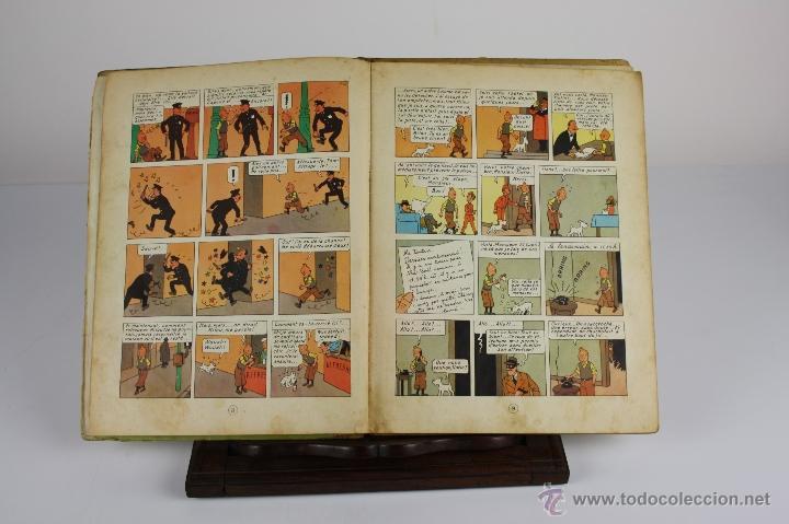 Cómics: 6036- TINTIN EN AMÉRIQUE. HERGE. EDIT. CASTERMAN. 1947. - Foto 2 - 39368351
