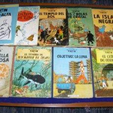 Cómics: TINTIN PRIMERA 1ª LA ESTRELLA MISTERIOSA Y EL ARTE ALFA. JUVENTUD. SUELTOS CONSULTAR.. Lote 39487928
