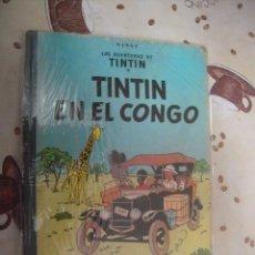 Cómics: TINTIN EN EL CONGO 1ª EDICION. Lote 39586444