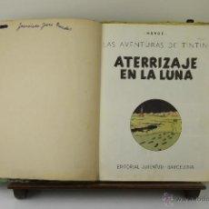 Cómics: 3934- ATERRIZAJE EN LA LUNA. HERGE. EDIT. JUVENTUD. 1965.. Lote 39629085