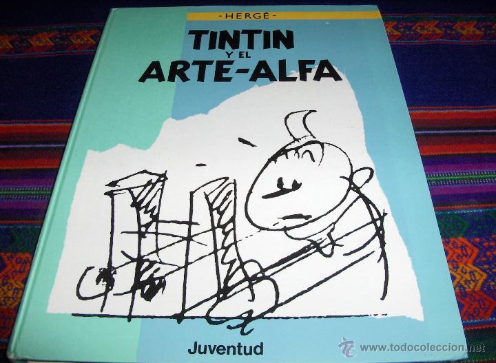 Cómics: EL ARTE ALFA. - Foto 4 - 39487928