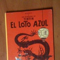 Cómics: EL LOTO AZUL. Lote 39964329