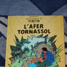 Cómics: TINTIN L'AFER TORNASOL JOVENTUD. Lote 39992004