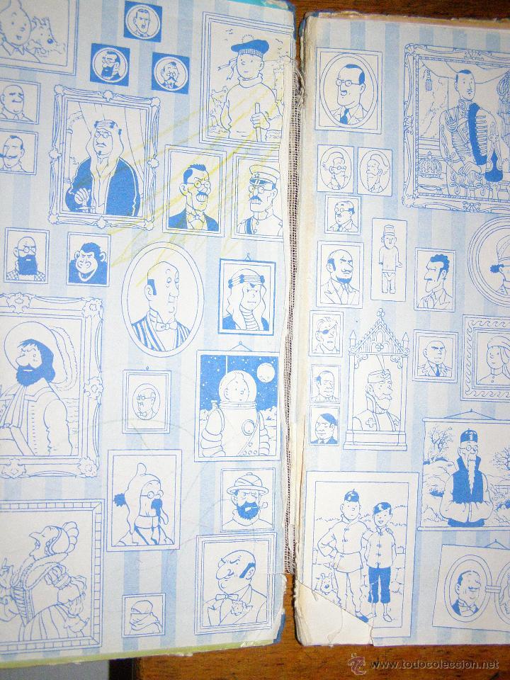 Cómics: Tintin en el Congo - Hergé - Juventud - Muy deteriorado - 1º Edición pero sin editorial - - Foto 2 - 40304451