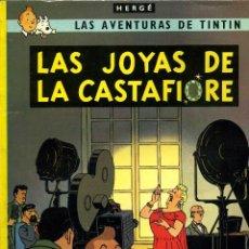 Cómics: TINTÍN. LAS JOYAS DE LA CASTAFIORE (EDITORIAL JUVENTUD, 1980). Lote 40308510