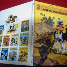 Cómics: YAKARY 10 - LA GRAN MADRIGUERA - DERIB & JOB - CARTONE. Lote 40882879