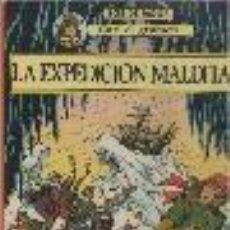 Cómics: CORI EL GRUMETE - LA EXPEDICIÓN MALDITA (EDITORIAL JUVENTUD) - CJ21. Lote 40935861