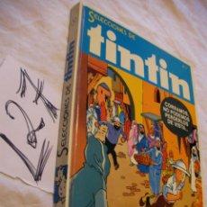 Cómics: ANTIGUO GRAN TOMO DE TIN TIN EDICION COLECCIONISTA . Lote 40967310