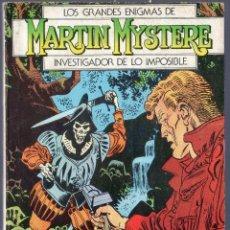 Cómics: LOS GRANDES ENIGMAS DE MARTIN MYSTERE. INVESTIGADOR DE LO IMPOSIBLE. . Lote 41018566