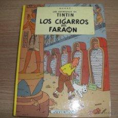 Cómics: LAS AVENTURAS DE TINTN- LOS CIGARROS DEL FARAON-. Lote 42872185