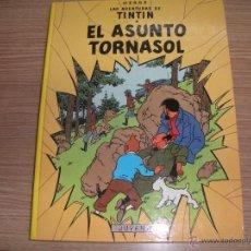 Cómics: LAS AVENTURAS DE TINTIN- EL ASUNTO TORNASOL -. Lote 42872215