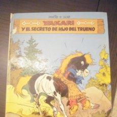 Cómics: YAKARI I EL GRIZZLY - CATALÁN, 1ª EDICIÓ JOVENTUT 1981 . Lote 43029421