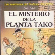 Cómics: LAS AVENTURAS DEL PROFESOR PALMERA EL MISTERIO DE LA PLANTA TAKO. Lote 43309632