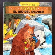 Cómics: YAKARI - EL RÍO DEL OLVIDO Nº 15 - ED. JUVENTUD - 1ª EDICIÓN 1992 - TAPA DURA NUEVO. Lote 43611892